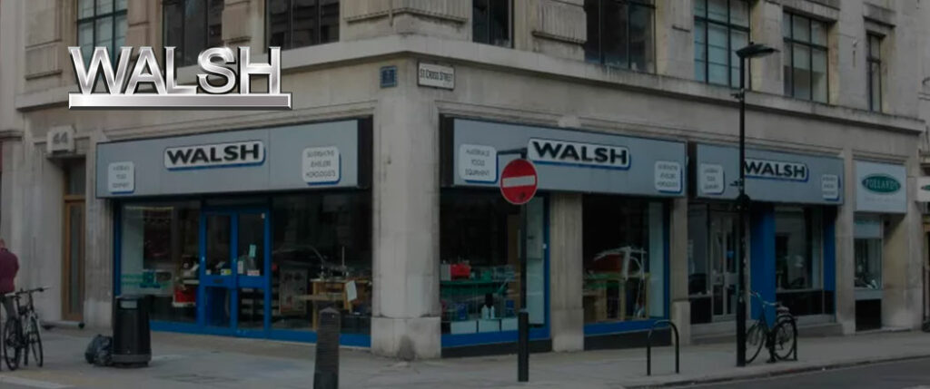 H S Walsh and Sons Ltd