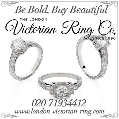 Engagement Ring Hatton Garden